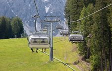 Free Cable Railway Stock Photo - 25280010
