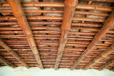 Free Bamboo Roof Stock Photos - 25283623