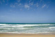 Free Karon Beach In Phuket Stock Photo - 25289350
