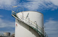 Free Oil Storage Tank Royalty Free Stock Photography - 25296867