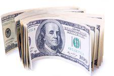 Free Dollars An Royalty Free Stock Image - 25291226