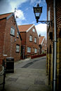 Free Whitby Back Streets Stock Photo - 2535400