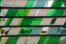 Free Colorful Tinted Glass Royalty Free Stock Images - 2530069