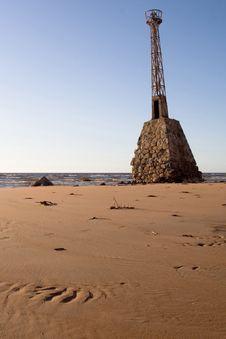 Free Old Lighthouse Royalty Free Stock Image - 2530156