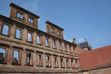 Free Heidelberg Castle Stock Photos - 2530623