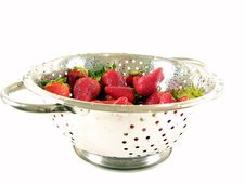 Fresh Strawberries Stock Image