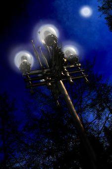 Free Lantern. Royalty Free Stock Photography - 2533467