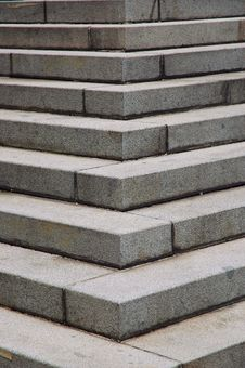 Free Stone Steps Stock Photography - 2533472
