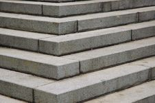 Free Stone Steps Royalty Free Stock Images - 2533489