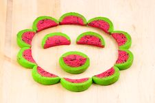 Free Cookie Pig Face Stock Images - 2535134