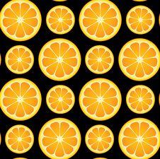 Free Seamless Fruity Wallpaper Stock Image - 2535801