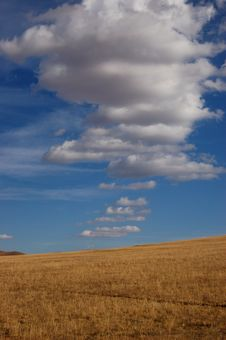 Free Mongolian Clouds Royalty Free Stock Images - 2536049