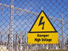 Free High Voltage Royalty Free Stock Photography - 2537497