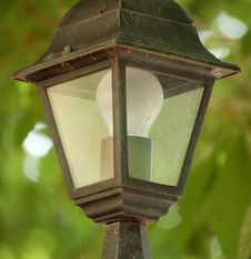 Free Lantern Royalty Free Stock Photography - 2537777