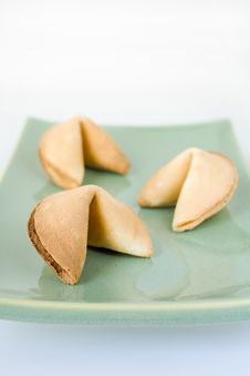 Free Fortune Cookie Royalty Free Stock Image - 2538846