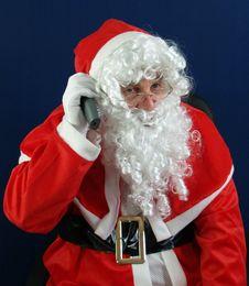 Free Santa Stock Image - 2538951