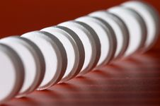 Close-up Of Pill Stock Photography