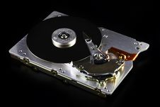 Free Opened Hard Disk Drive Stock Images - 2539054