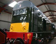 Free Diesel Locomotive Royalty Free Stock Images - 2539659