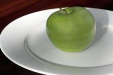 Free Green Apple Stock Photography - 2539992