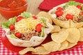 Free Taco Salad Royalty Free Stock Images - 25302289