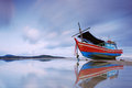 Free Thai Fishing Boat Royalty Free Stock Photography - 25302357