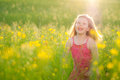 Free Happy Little Girl Stock Photo - 25303420