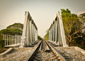 Free Railway Bridge Stock Image - 25303731
