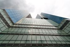 Free Exterior Of A Skyscraper Royalty Free Stock Photography - 25301107