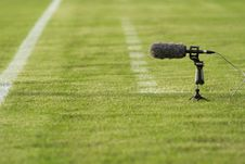 Free Directional Microphone Stock Images - 25303974