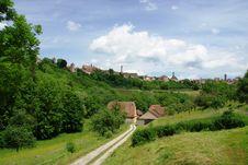 Free Rothenburg Royalty Free Stock Image - 25304266