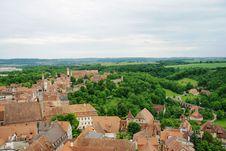 Free Rothenburg Royalty Free Stock Image - 25304366