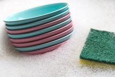 Free Dishwasher. Stock Photography - 25304752