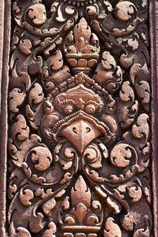 Free Banteay Srei - Details Stock Photo - 25314140