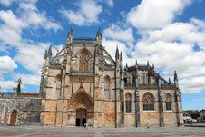 Free Batalha Monastery Stock Images - 25317414