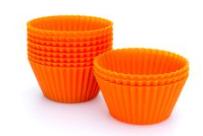 Free Silicone Cupcake Cases Stock Images - 25318544