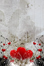 Free Decorative Heart Design Royalty Free Stock Photo - 25324855