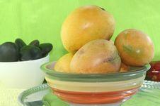 Free Mangoes Royalty Free Stock Photography - 25321667