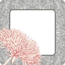 Free Vector Greeting Card. Royalty Free Stock Image - 25323566