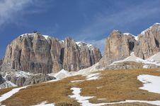 Free Dolomites2 Stock Photography - 25324272
