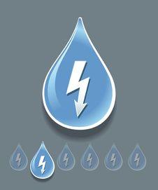 Free Water Energy Stock Photos - 25325083