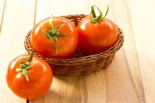 Free Fresh Tomatoes Royalty Free Stock Image - 25328946