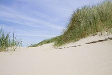 Free Sand Dunes Landscape Stock Photography - 25337242