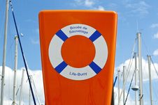 Free Life Buoy Stock Photography - 25338382