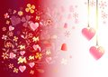 Free Valentines Greeting Card Royalty Free Stock Photo - 25340825