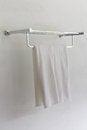 Free A White Towel. Stock Photo - 25343370
