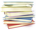 Free Pile Of Color Books Royalty Free Stock Photo - 25346155
