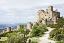 Free Loarre Castle Stock Image - 25346051