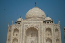 Free Taj Mahal Agra, India Royalty Free Stock Photo - 25347735