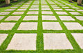 Free Grass Path Stock Photo - 25353010